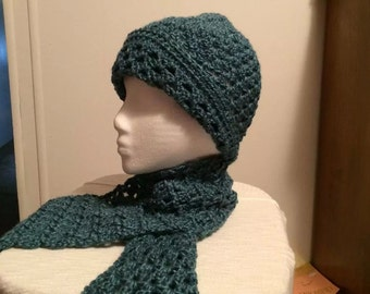 Heartland Hat and Scarf