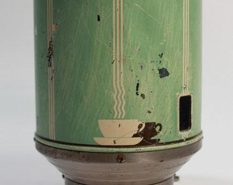 Vintage Meas-O-Matic coffee or flour dispenser