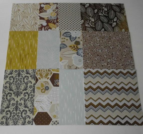 Items Similar To DCWV Linen Closet Destash Stack, Gold