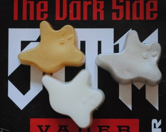 Halloween Ghost Soaps x 2 - Halloween, 31 October, All Saints Eve, Trick or Treat