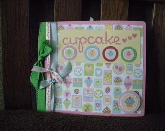 Cupcake mini album
