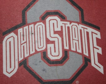 Vintage Ohio State University Coasters 6 in all