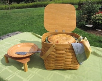 Pie and Cake Basket