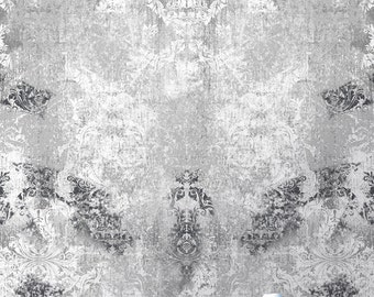 Wallpaper Baroque, style aged.