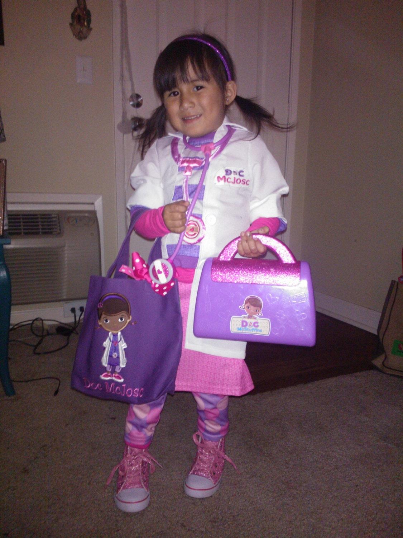 zoom - Doc Mcstuffins Halloween Bag