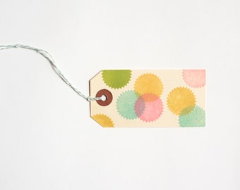 """Starburst Shape Rubber Stamp (Wood Mounted) 1"""" Abstract Design, Petites Collection (SP606) Perfect for DIY Gift Wrap, Tags, Favors, Cards"""
