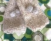 Fingerless gloves crochet pattern, Crochet hand warmers pattern, crochet fingerless mitten pattern