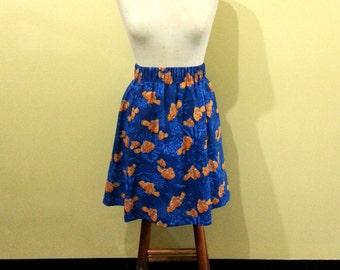 Finding Nemo Skirt Large XLarge