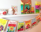 Self-Love Prayer Flags