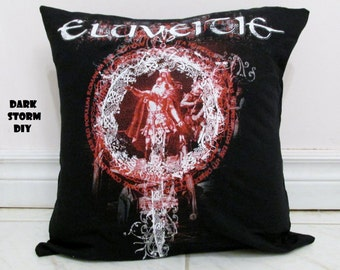 Eluveitie Pillow #1 DIY Folk Metal Decor (Cover Only)