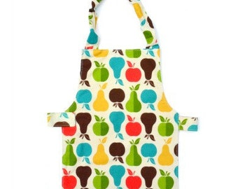 Apples and Pears Apron - Primary