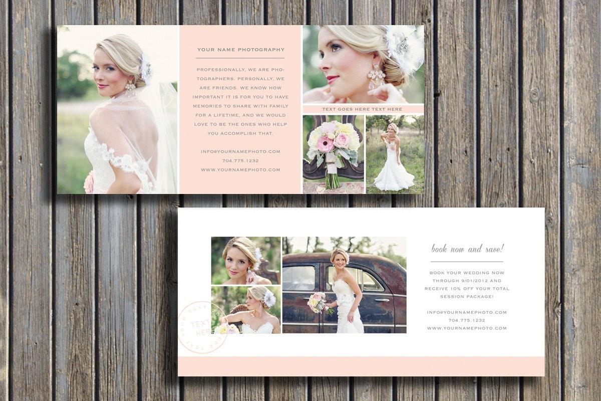 Photography Marketing Wedding Photographer Flyer Design – Wedding Flyer