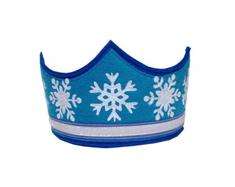 Elsa Frozen Snow Princess Crown