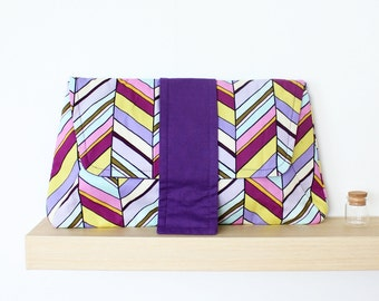 no 164 The Alanis Clutches (2 Patterns, PDF)