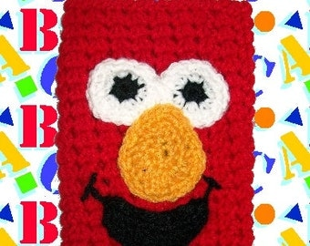 Tickle me Red E-Book Cozy Crochet Pattern