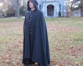 Medieval Cloak - Renaissance Cloak - Renaissance Faire Costume