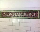 NYC Subway Mosaic Tile Install for Bathroom  /  Kitchen  /  Backsplash - Mosaic Install