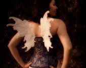 Fantasy Fae Embroidered Fairy Wings Strap Free