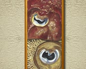 Sepia - Fine Art Print on heavy Cotton Canvas - unframed