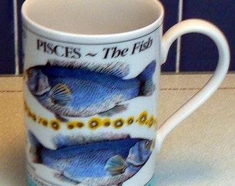 Dunoon Fine Stoneware Pisces the Fish