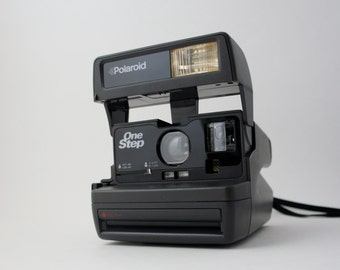 Polaroid OneStep 600 Instant Film Camera