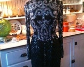 Lovely Glam Sequin 1980&#...