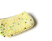 1960s Vintage Beaded Coin Purse