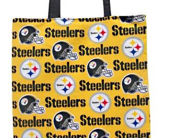 NFL Pitsburgh Steelers Reversible Tote Bag