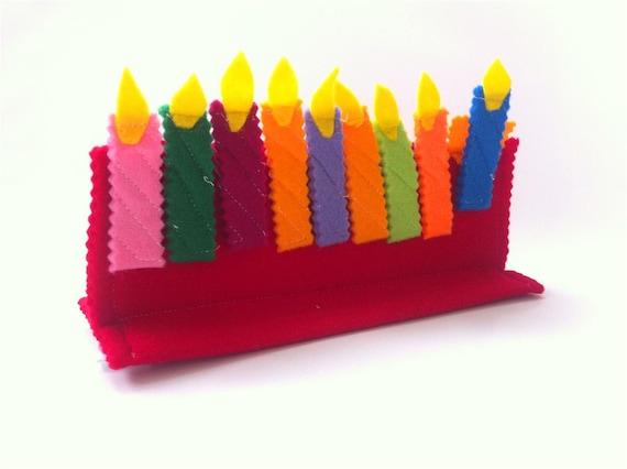 Toys For Hanukkah : Items similar to menorah toy for hanukkah judaica gift