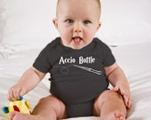 Funny Harry Potter Baby Onesie - Accio Bottle