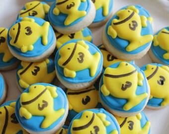 3 dozen Mini Fish cookie nibbles