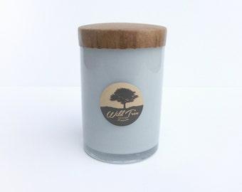 Clean Cotton - 12 oz Soy Candle