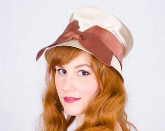50% OFF SALE / 1960s vintage hat / bucket hat / Dachette's