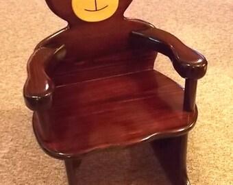 Popular Items For Teddy Bear Chair On Etsy