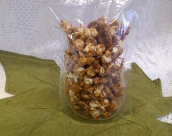 Nutty Maple Popcorn/ Vermont Maple Syrup/ Maple snack
