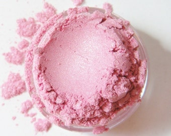 Pink Diamond- All Natural Mineral Eyeshadow