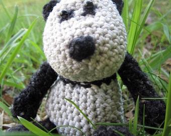 Crochet Pattern for Noodle Panda