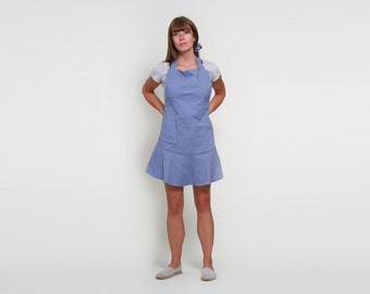 Blue | Women's Hostess Apron