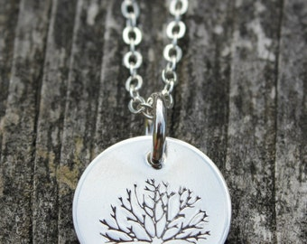 Tree of Life // Sterling Silver