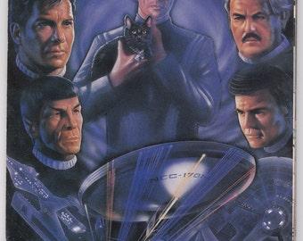 Star Trek Original Series Number 50 July 1993DC Comics - science fiction - vintage comic - DC Comics - Star Trek - original series