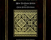 Embroidery How To Cross Stitch Cross Stitch Patterns Monogram and Letter Designs