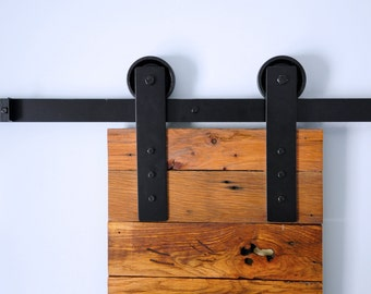 Modern Sliding Barn Door Hardware Kit