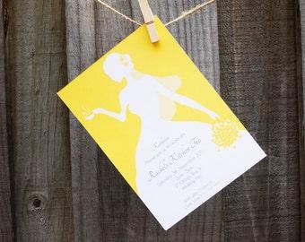 Printable Kitchen Tea Invitation
