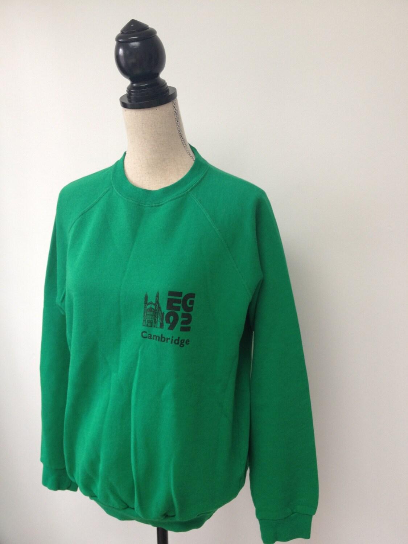 vintage of cambridge sweatshirt