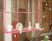 Window Shelf, Reclaimed Window Shelf, Old window Shelf, Shelf