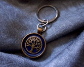 Tree Keychain - Tree, Tre...