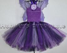Vidia Fairy Tutu Dress Set