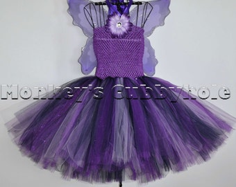 Vidia Fairy Tutu Dress Set