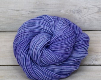 Aspen Sport - Hand Dyed Superwash Merino Wool Sport Yarn - Colorway: Columbine