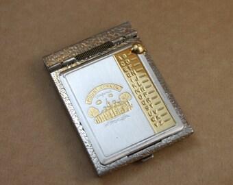 Vintage Mount Vernon Souvenir Mechanical Address Book